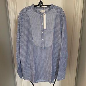 Caslon button down blouse